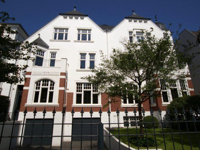 Hamburg-Harvestehude Villa