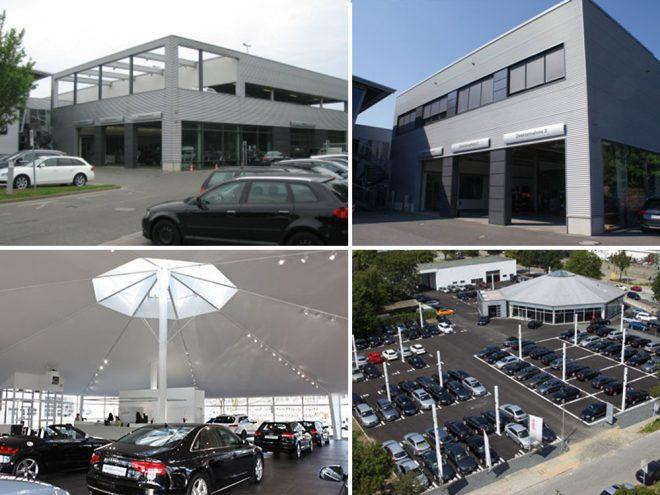 Audi-Zentrum Hamburg
