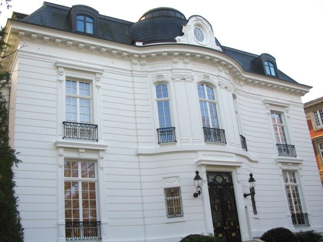 Villa Hamburg-Winterhude