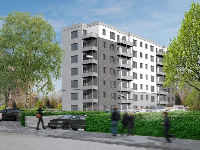 Wedel Heinestraße