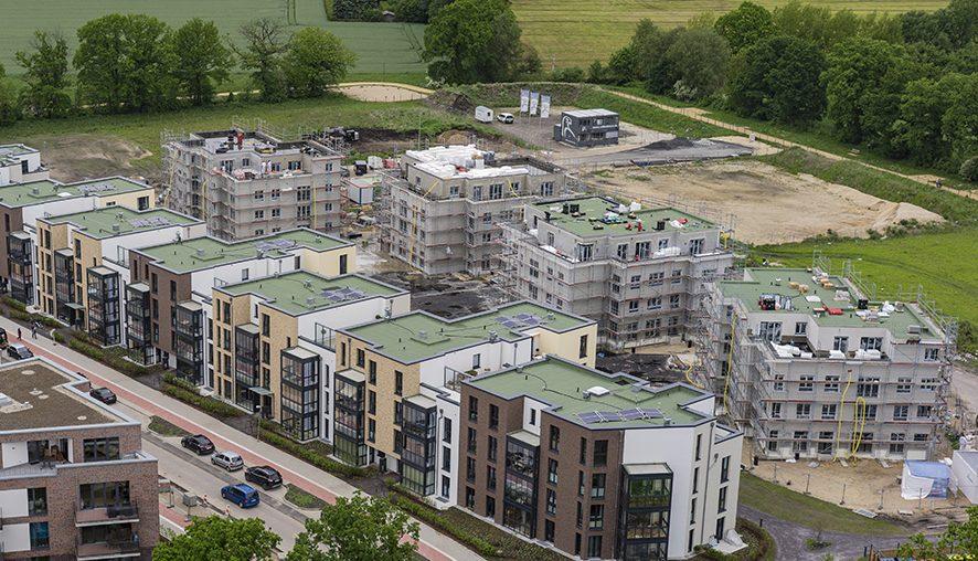 Adlershorst Baugelände Horst-Embacher-Allee