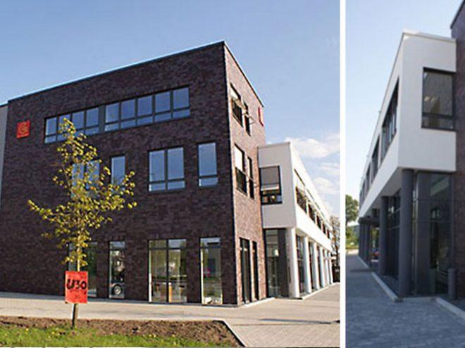 Barsbüttel Ausstellungsgebäude & Büro